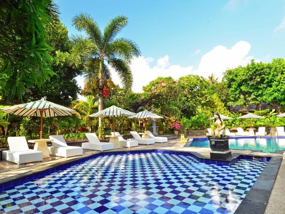 Best price on inna sindhu beach resort and hotel in bali for Best hotels in bali near beach