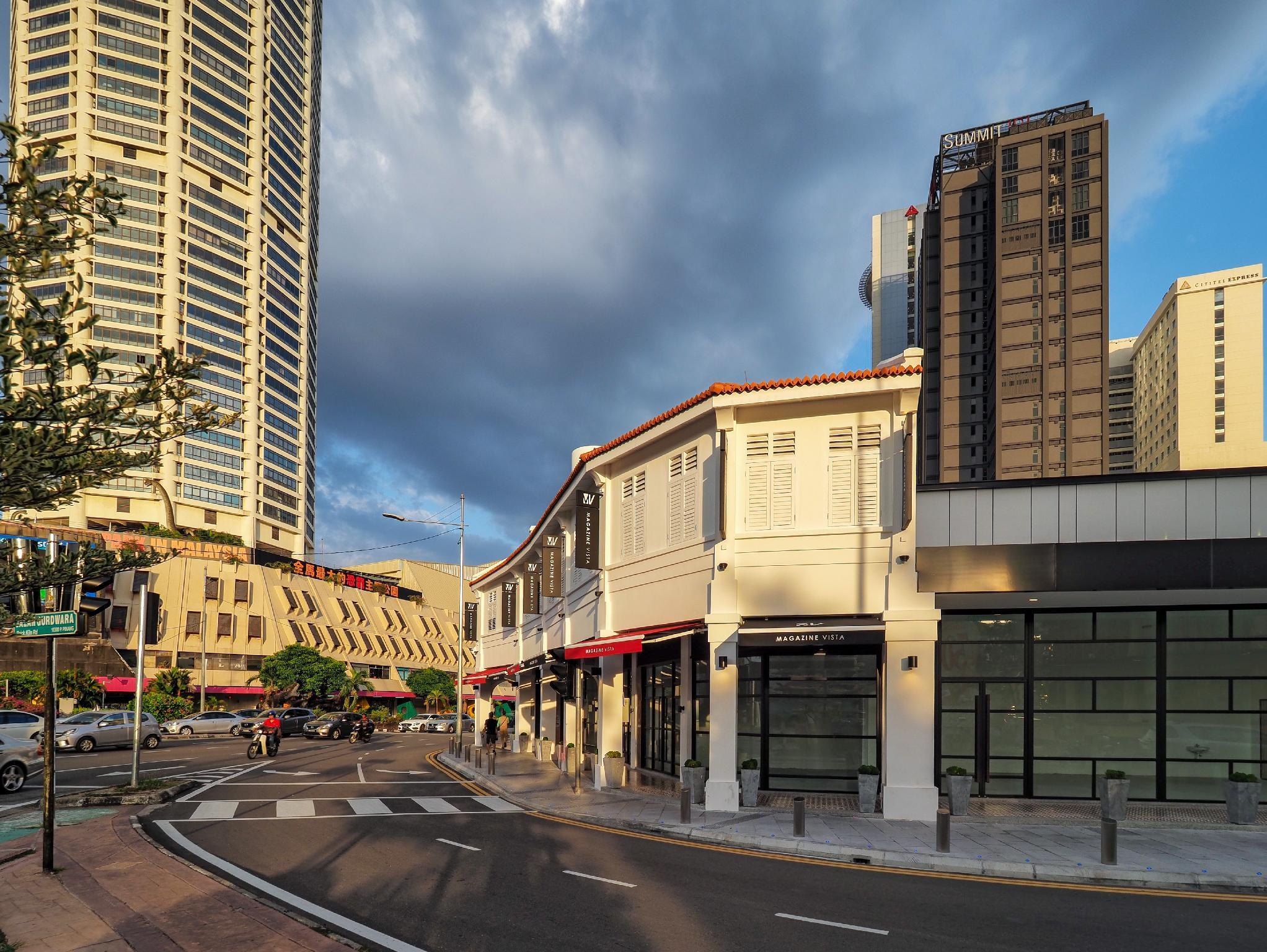 Magazine Vista Hotel By PHC, Pulau Penang