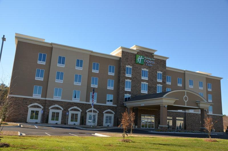Holiday Inn Express Hotel & Suites Albany, Dougherty
