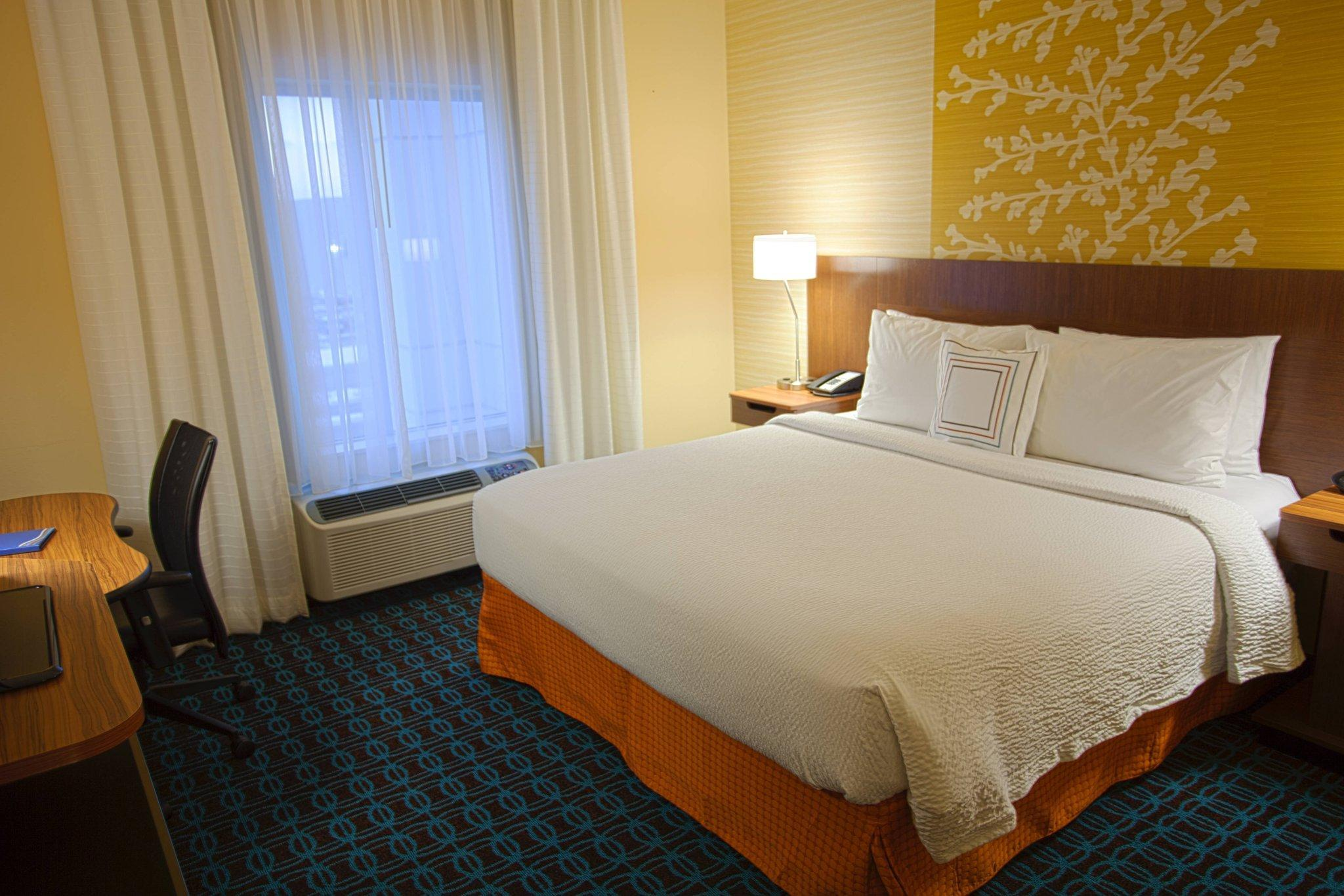 Guest room, 1 King