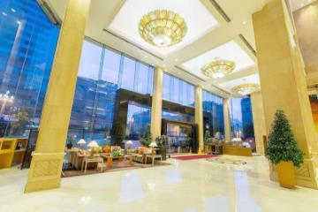 Hôtel Sheraton Chengdu Lido