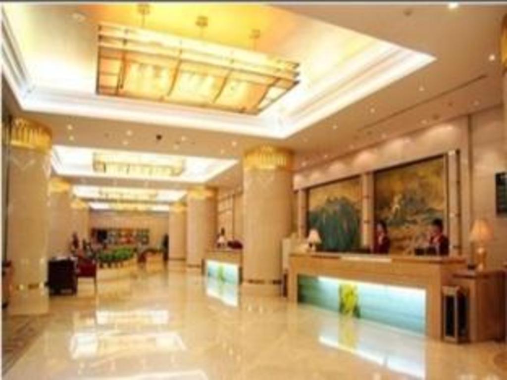 Best Price on Beijing Jiangxi Grand Hotel in Beijing