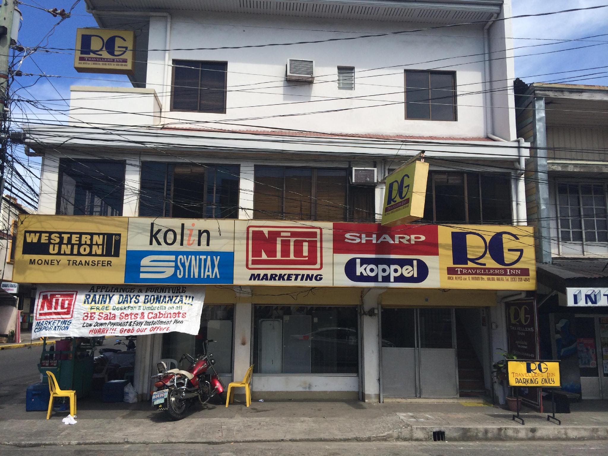 RG Travellers Inn, Kalibo