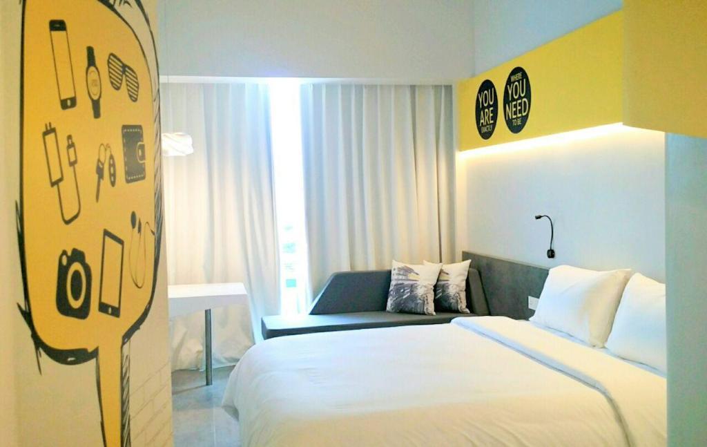 Standard - Bed