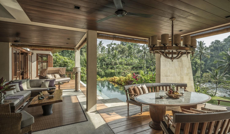 Four Seasons Resorts Bali at Sayan
