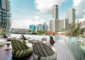 Naumi Hotel Singapore (SG Clean Certified and Staycation Approved)