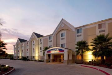 科珀斯克里斯蒂-SPID燭木套房酒店