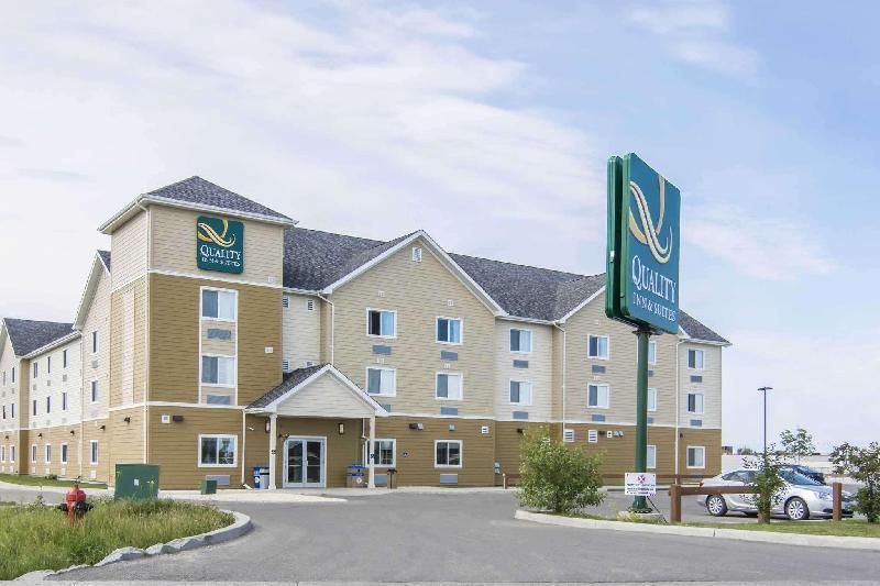 Quality Inn & Suites Thompson