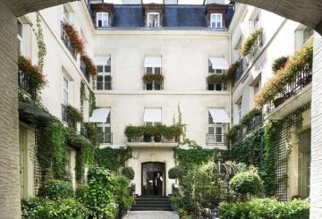 Best Hotels in Paris : Relais Christine