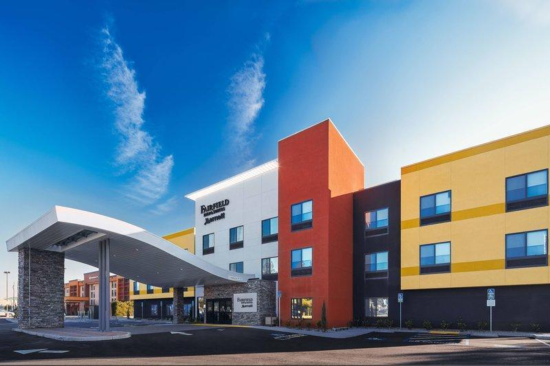 Fairfield Inn&Suite by Marriott Fresno Yosemite Intl Airport, Fresno