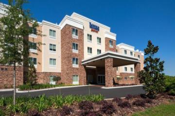 Fairfield Inn and Suites Марриотт Таллахасси Централ