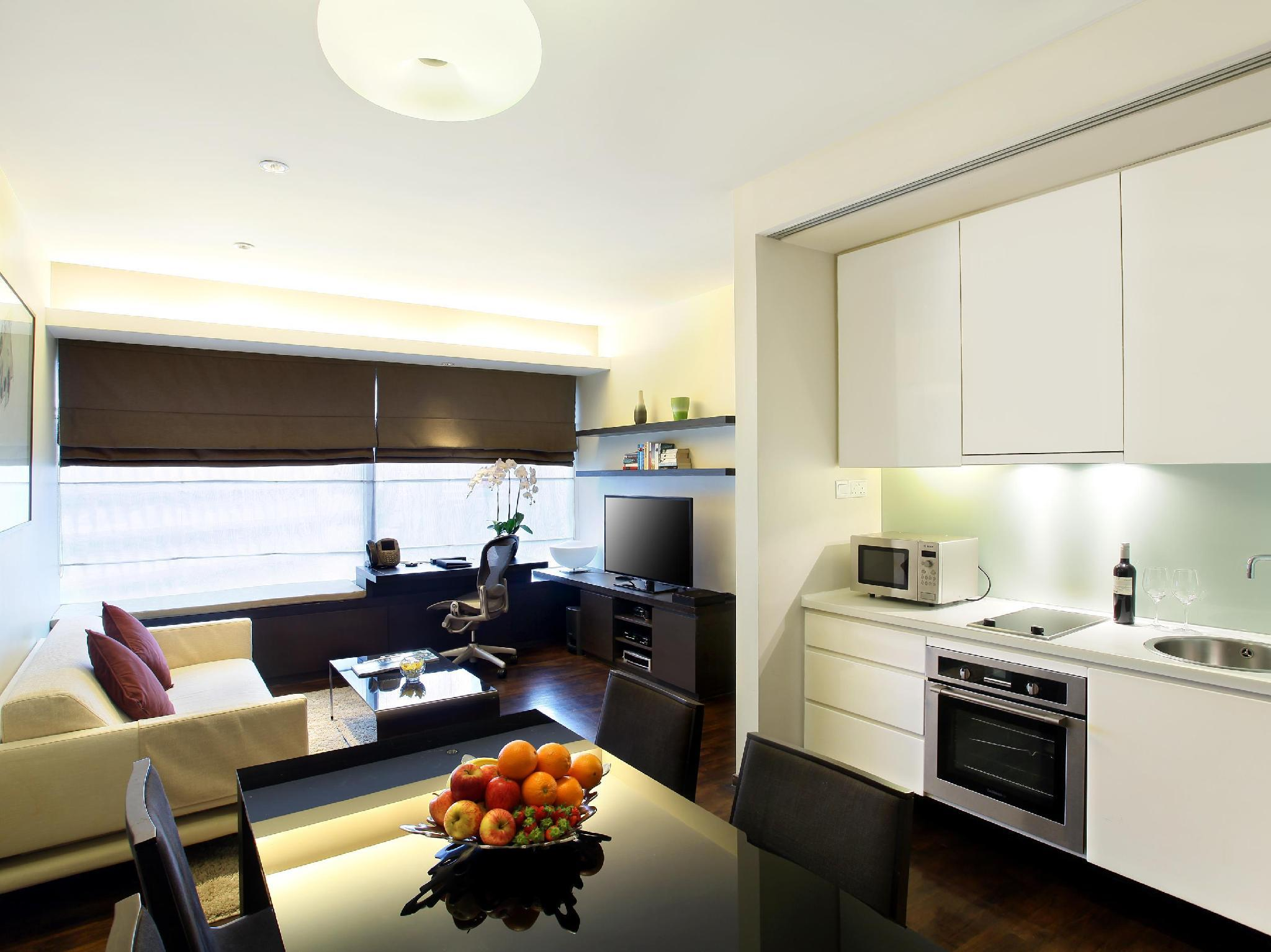 Best price on pan pacific serviced suites orchard - 2 bedroom hotel suites singapore ...