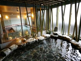 Source chaude naturelle de Dormy Inn Premium Namba