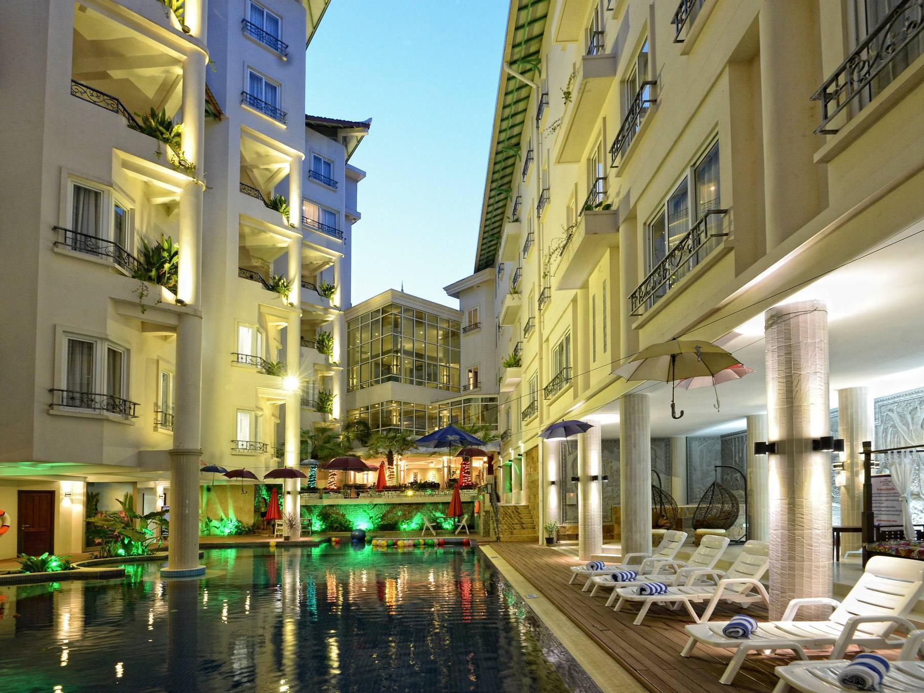 Holiday Villa Nataya,Krong Preah Sihanouk