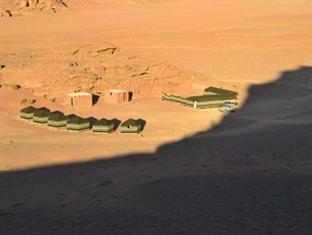 Wadi Rum Travel Camp, Quaira