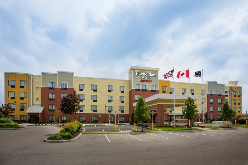 TownePlace Suites Buffalo Airport, Erie
