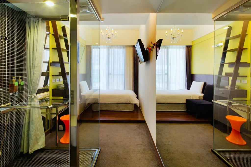 舒適單人房 - 景觀