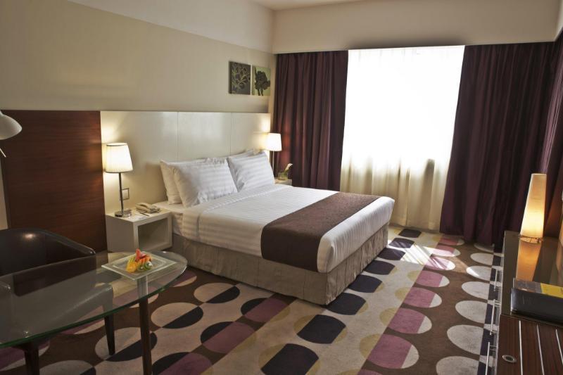 Kingsgate Hotel Abu Dhabi ⭐⭐⭐