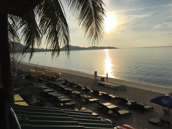 Lamai House Beach - Lamai, Koh Samui, Thailand - Great