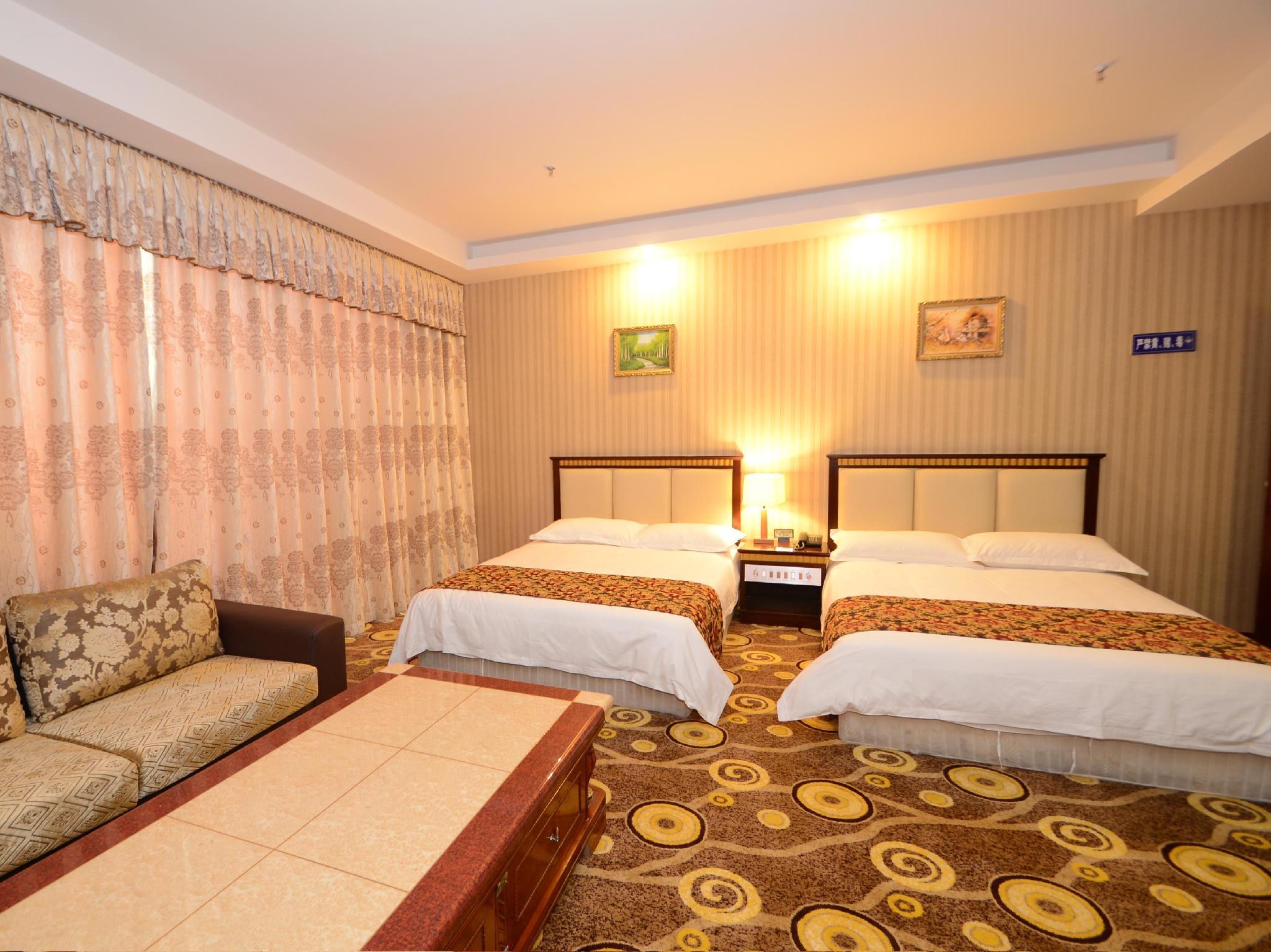 Chengdu Shuangliu International Airport Yingang Business Hotel, Chengdu