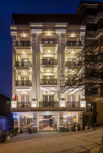 Khách Sạn & Spa Eden Boutique