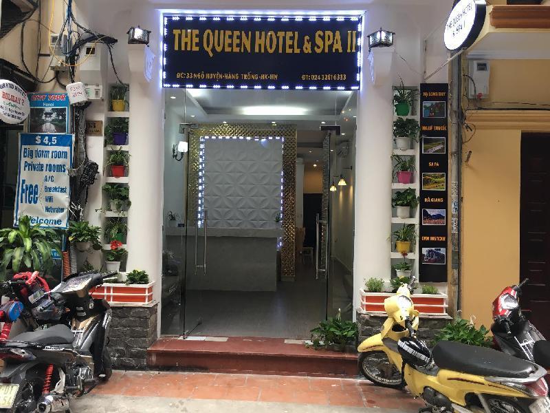 Khách sạn & Spa The Queen 2