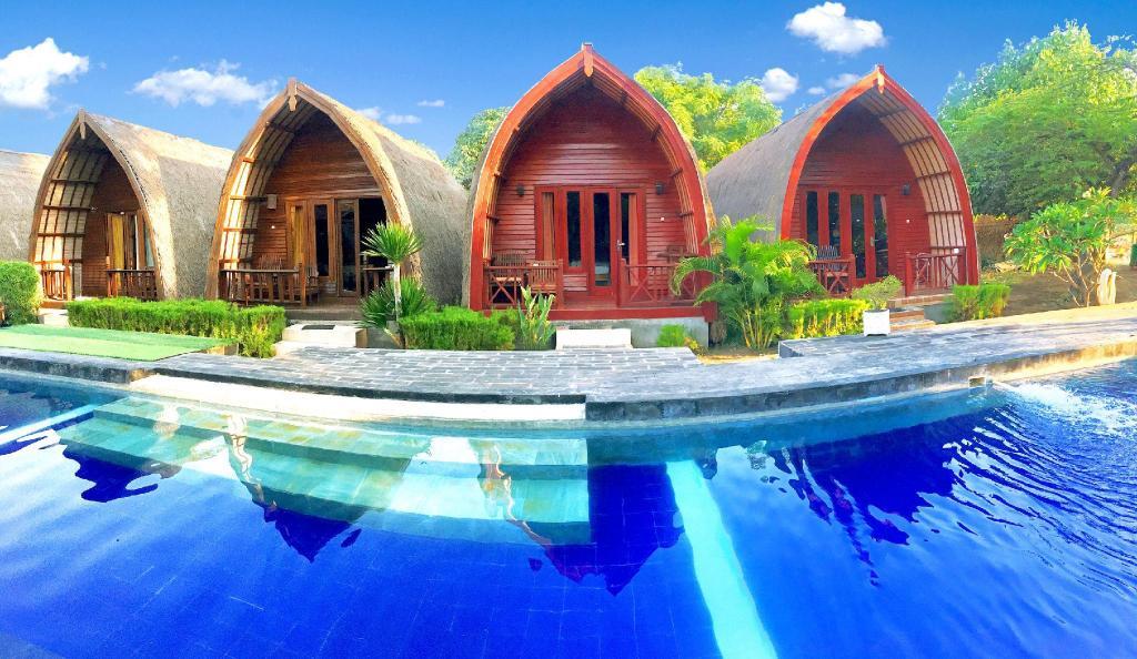 Hotel bintang 5 di Lombok, Amora Villa