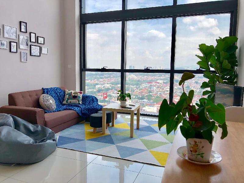 Minimalist Duplex @ Petaling Jaya &Sunway 100MBPS