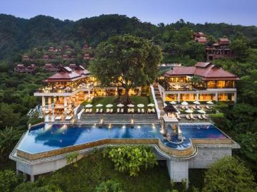 Pimalai Resort and Spa is a luxury place to stay in Koh Lanta.