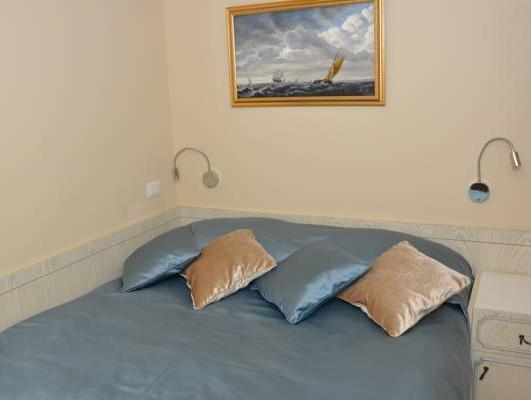 Hotel Plutitor Danubius Pontic, Lisa