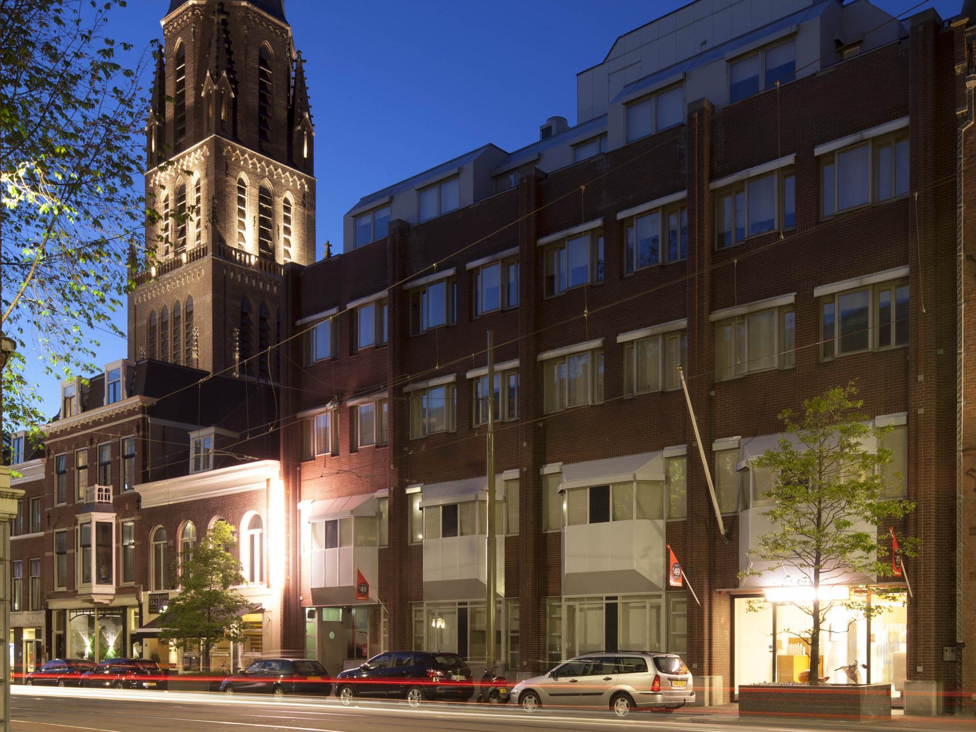 easyHotel The Hague, Den Haag