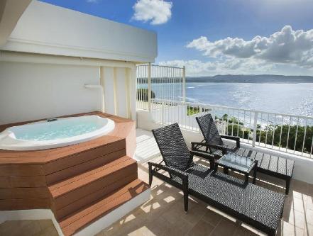 Sheraton Laguna Guam Resort(關島喜來登拉古娜度假村)@美國關島(Guam, USA)