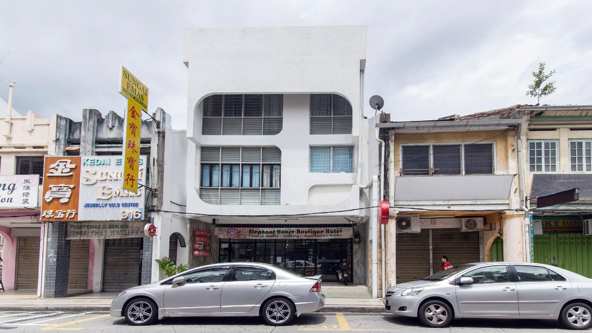 ZEN Rooms Campbell Street Penang, Pulau Penang