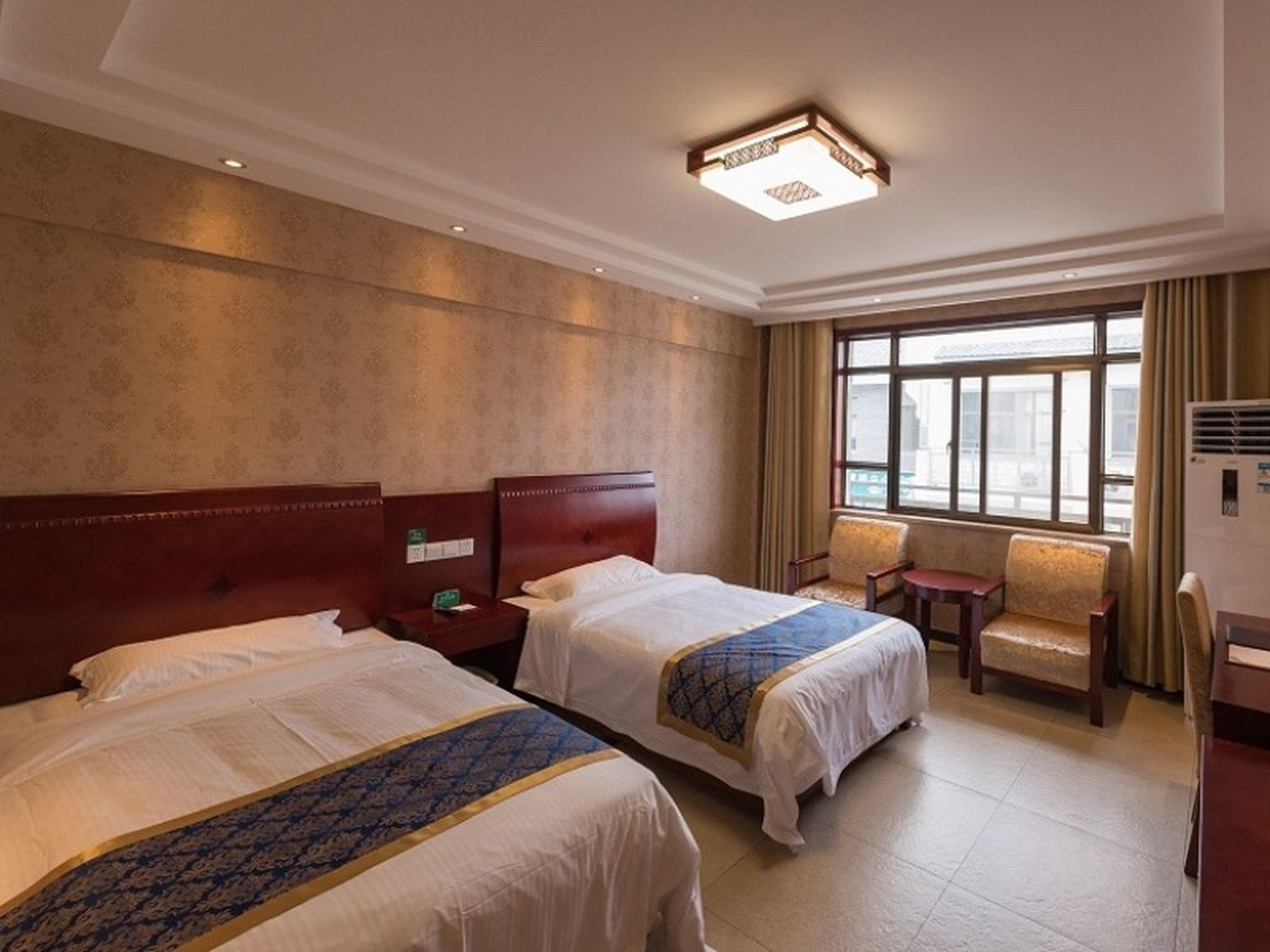 GreenTree Alliance Hotel Chizhou Jiuhuashan Shengxiang Jingqu Branch, Chizhou