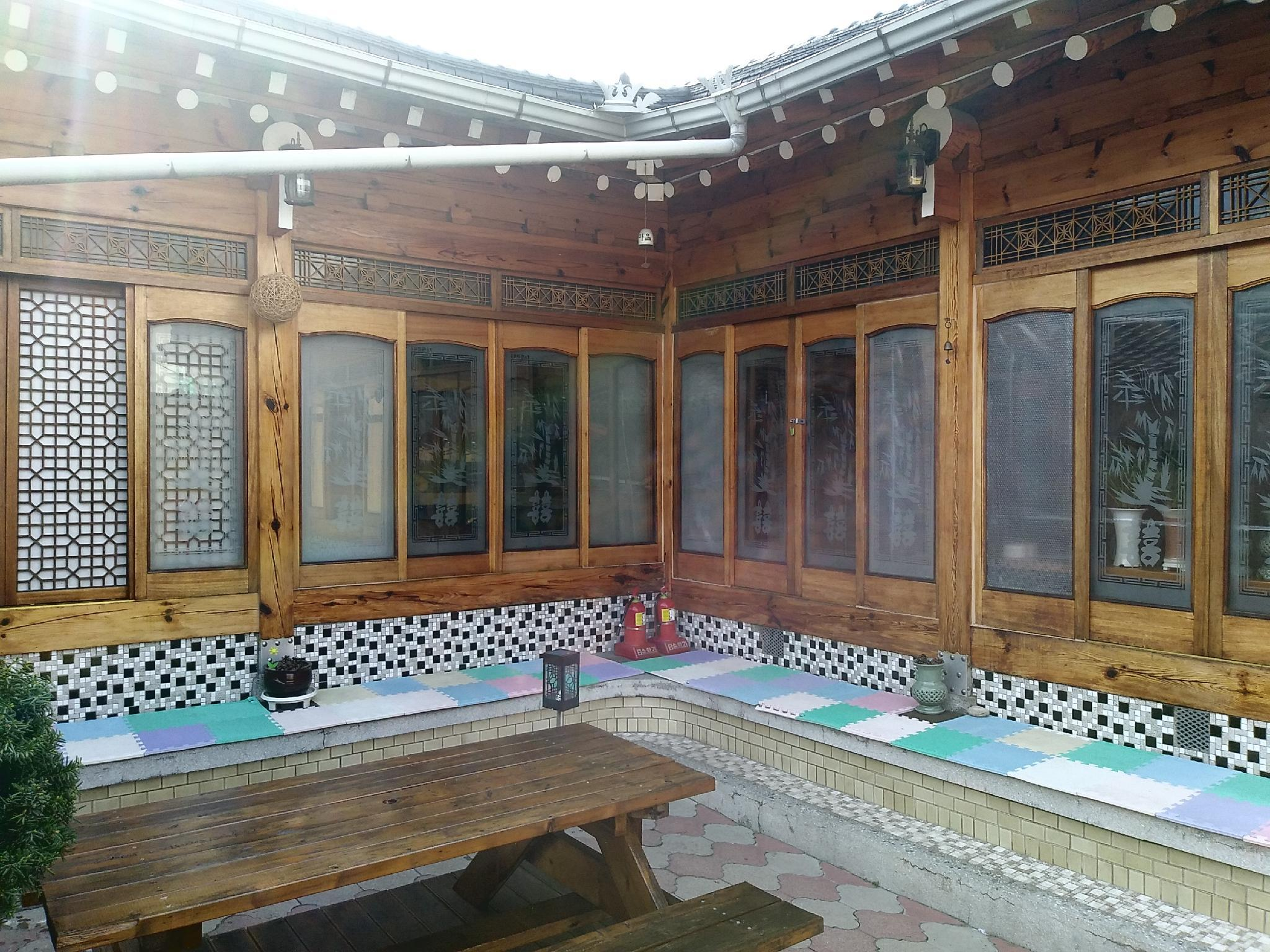 Kim's house in Andong, Andong