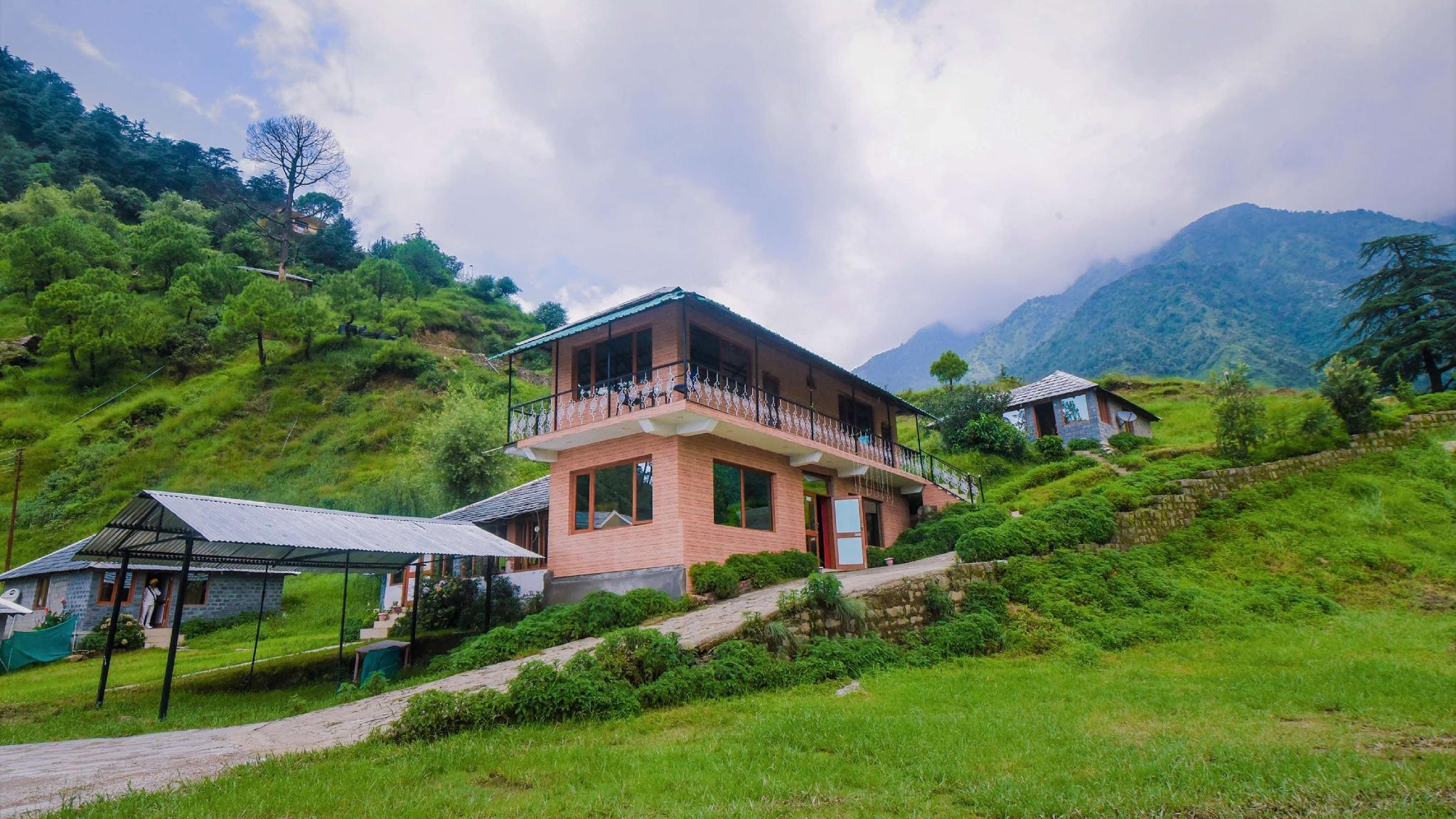 GenX Great Himalayan Resort Mcleodganj, Kangra