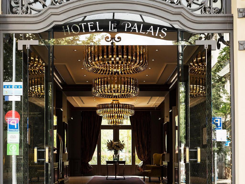 Best Price on Le Palais Art Hotel Prague in Prague + Reviews