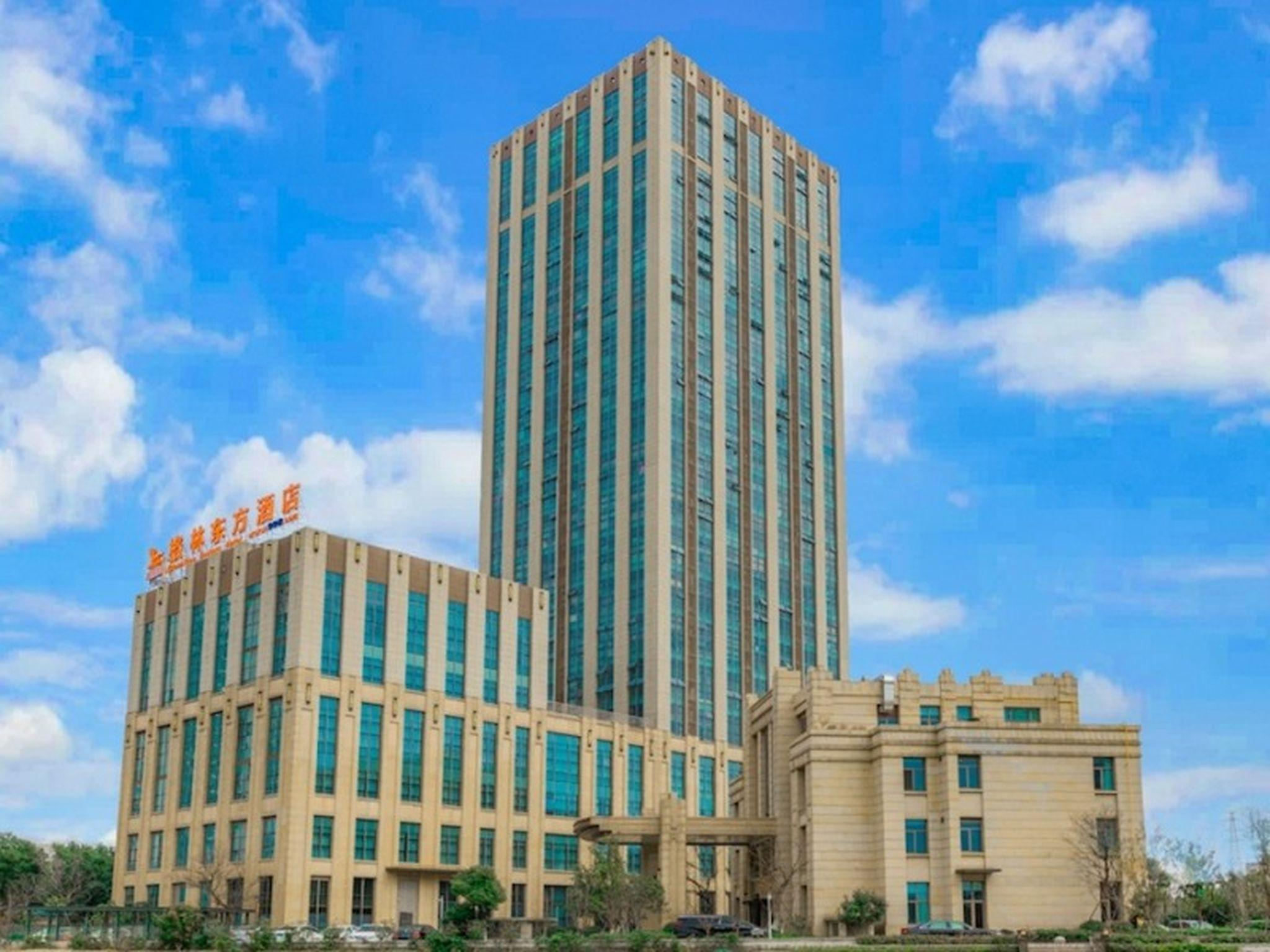 GreenTree Eastern Wuxi Xinwu District Jichang Road Hotel