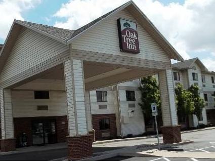 Oak Tree Inn McAlester, Pittsburg