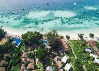 Dong Talay Lipe Beach Resort