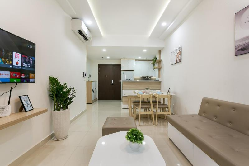 Luxe Apartment @ Sai Gon*5m to Bui Vien Nightlife*