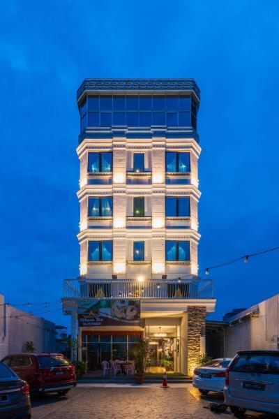 Wang's Hotel @ Gurney Drive
