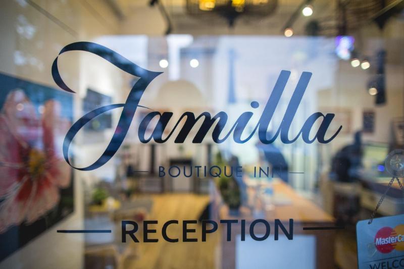 賈米亞精品飯店
