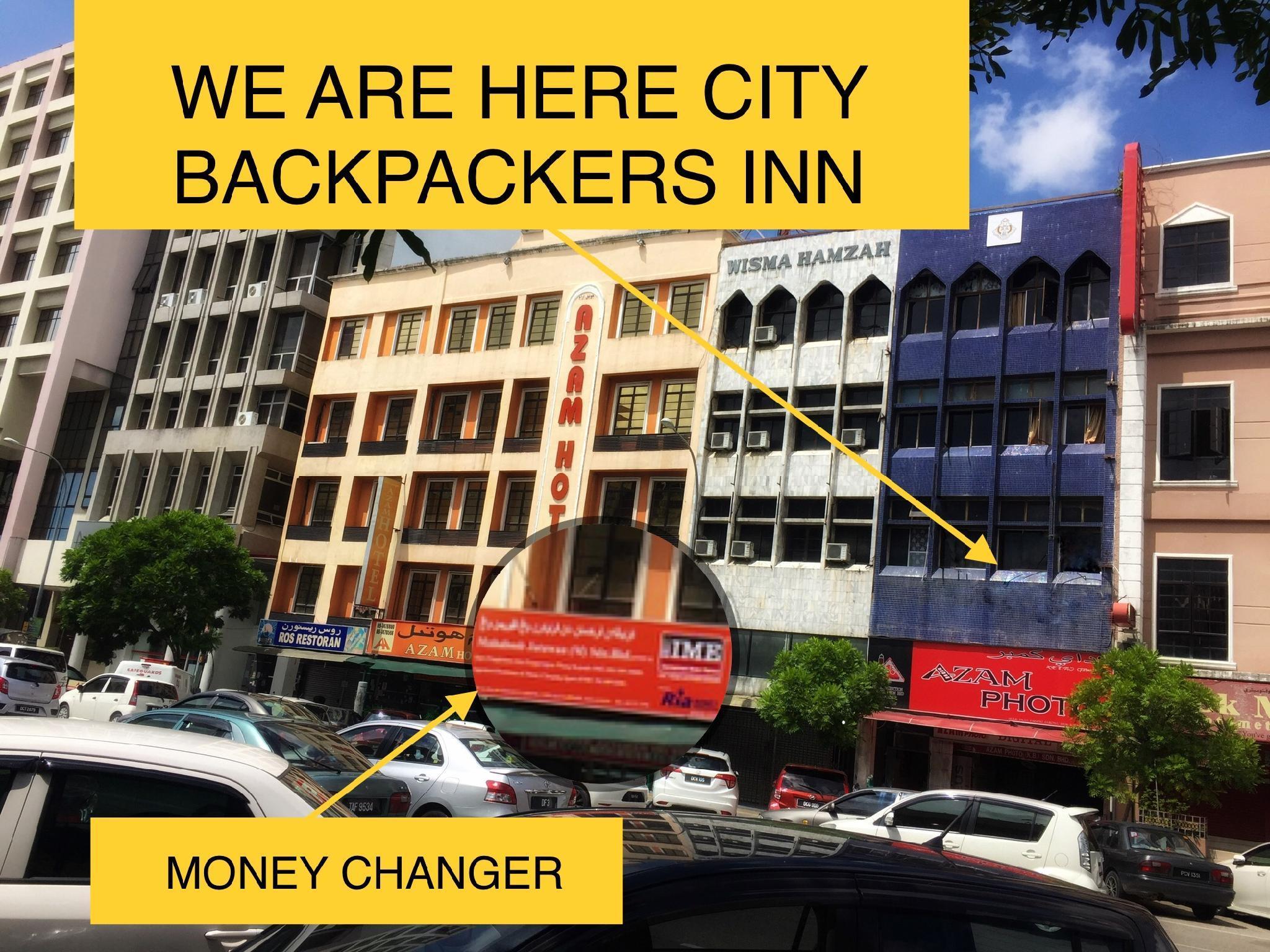 city backpackers, Kota Bharu