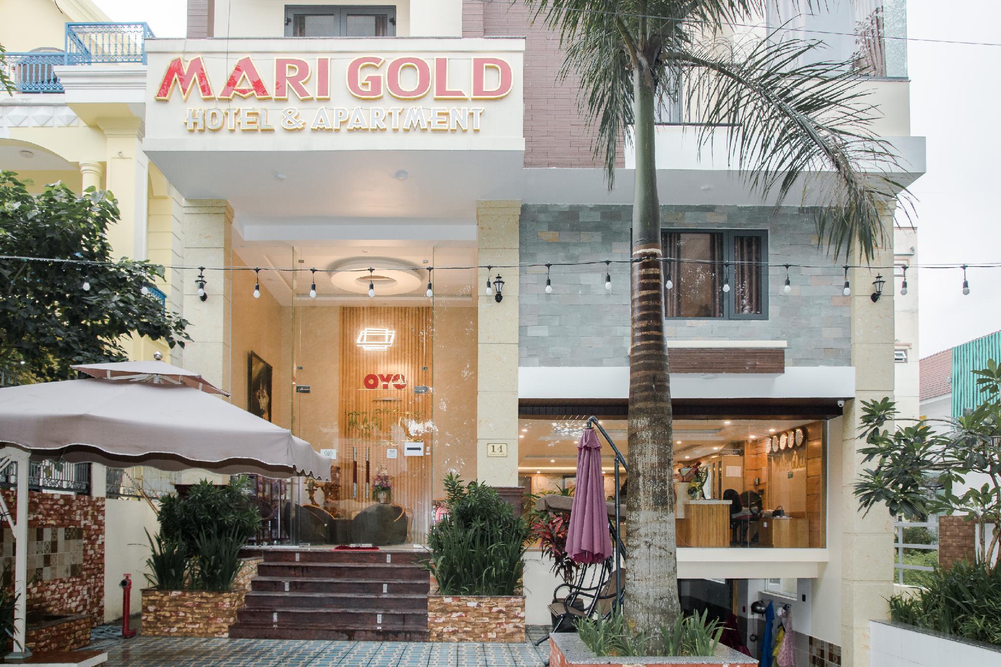 OYO 141 Mari Gold Hotel & Apartment, Sơn Trà