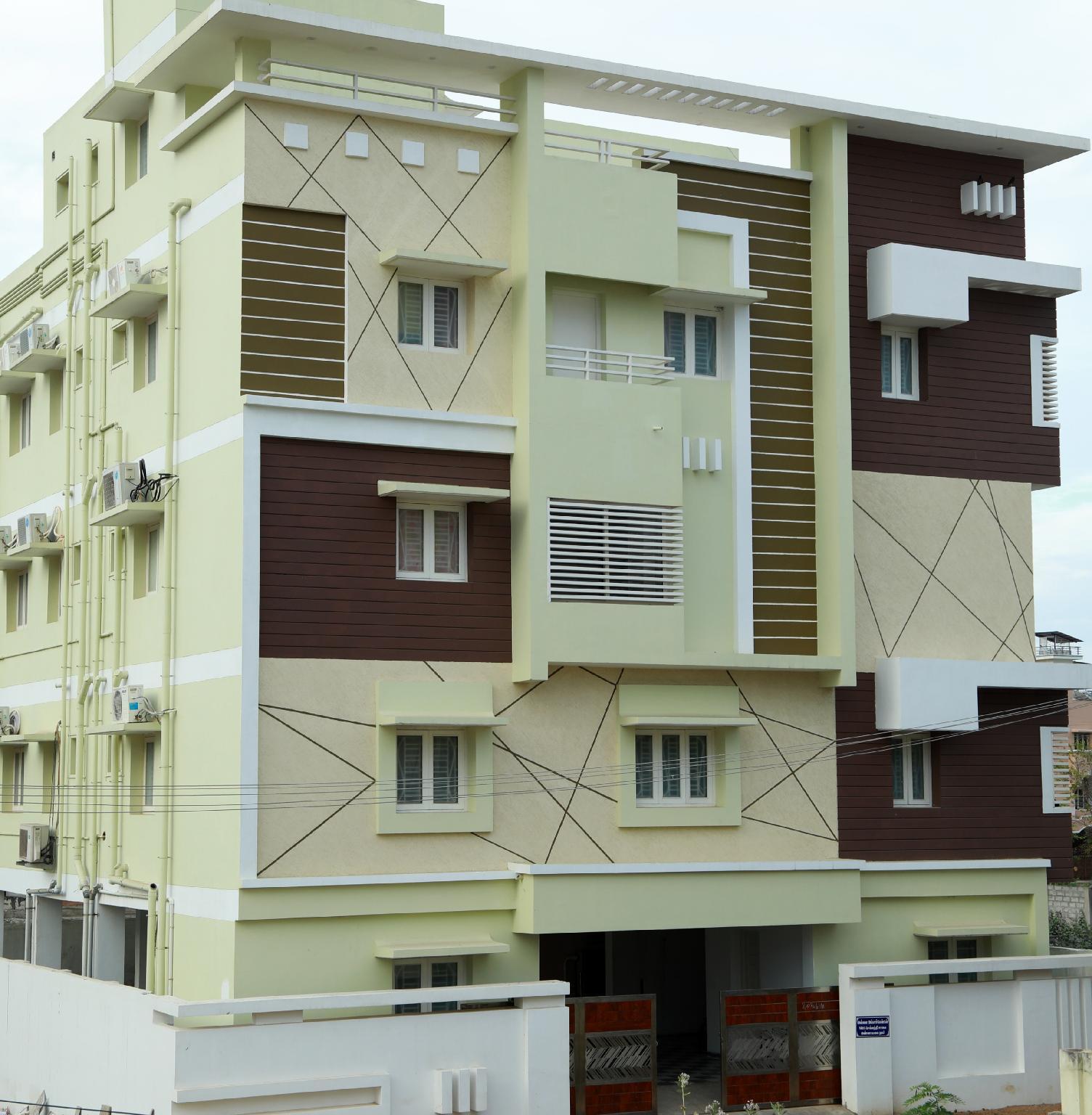 ANNAI KUDIL LUXURY SERVICE APARTMENT, Tiruchirappalli