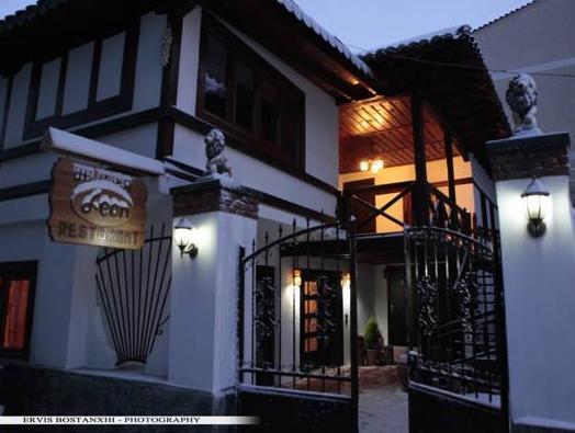 Guest House Bujtina Leon, Korçës