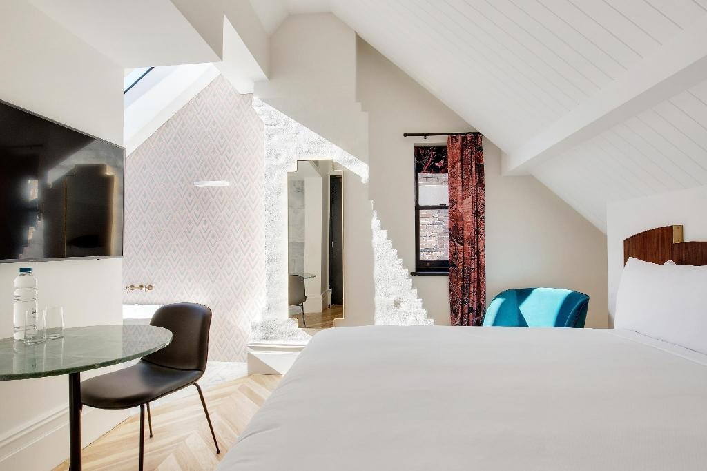 Little Albion Sydney bedroom