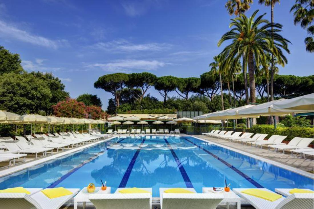 Best Price On Parco Dei Principi Grand Hotel Spa In Rome Reviews