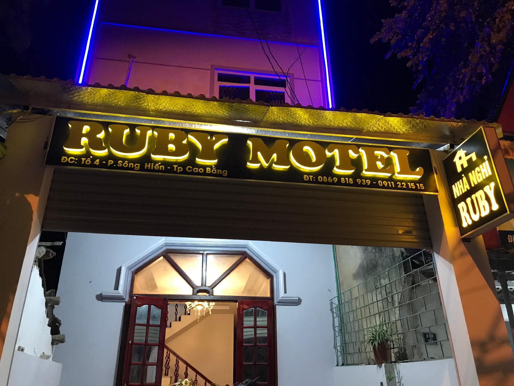RuBy Motel, Cao Bằng